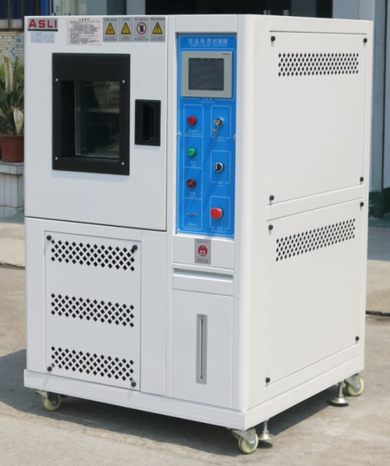 Small Volume 80 L 0~150C Temperature Humidity Chamber , Environmental Test System