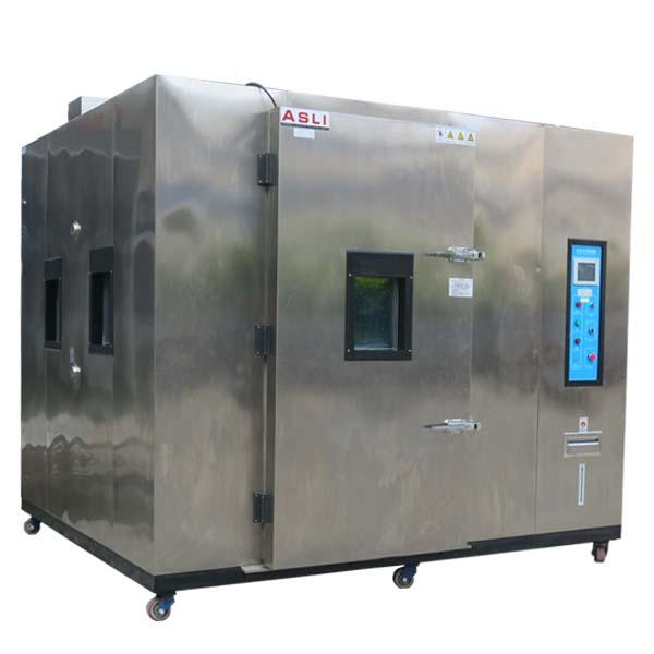 Environment Walk in Stability Test Chamber Tempearture Humidity Heating and Cooling