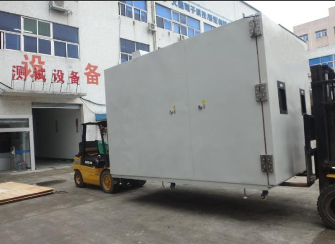 Climate Stability Test Usage Programmable Large Walk In Temperature And Humidity Chamber