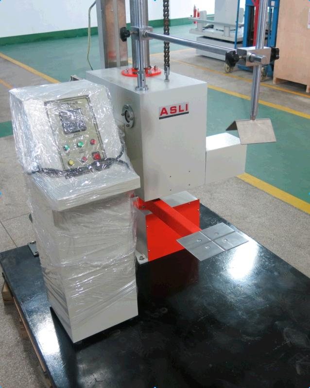 Professional Lab Test Equipment Drop impact test machine testing packaging carton