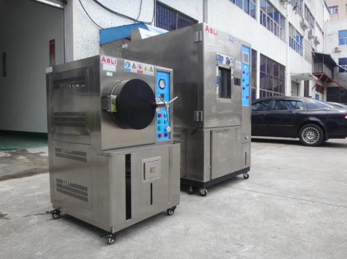 AC 220V Accelerated Aging Chamber Pressure Cooker Test Chamber For Multi - Layer Circuit Board