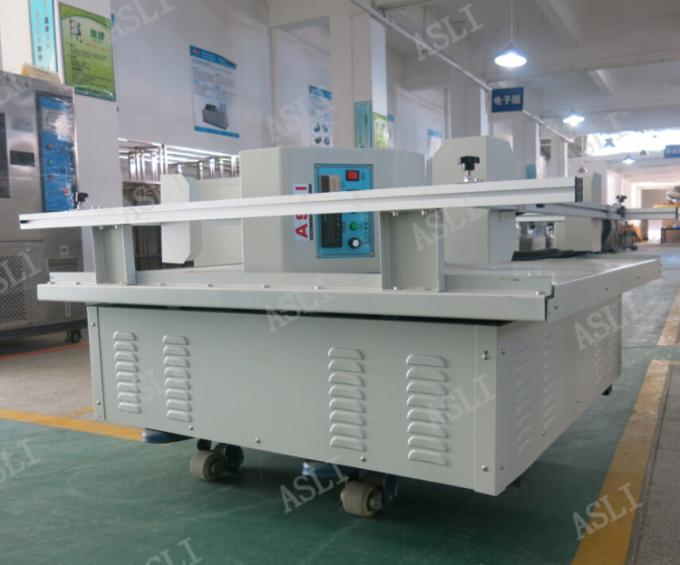 CE marked Simulated Vibration Test equipment table for