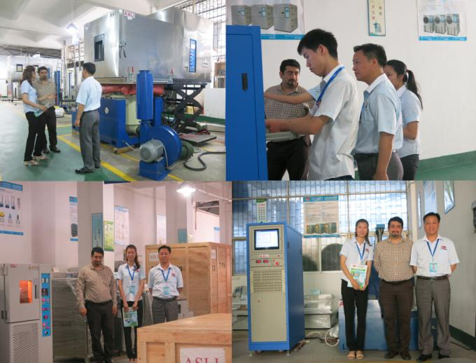 Electrodynamics Vibration Test equipment High Frequency Vertical+ Horizontal Vibration Test Bench