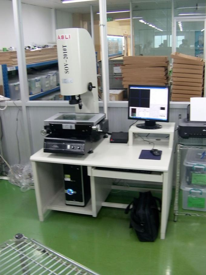 2D / 3D Desk Video Measuring Machine , Coordinate Visual Video Measurement Equipment