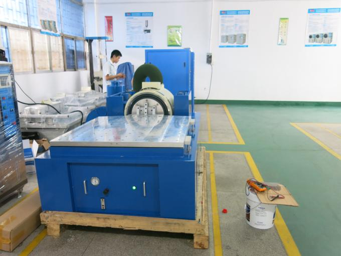 Electromagnetic Horizontal X / Y Axle vibration Test System 20 Kn Exiting Force