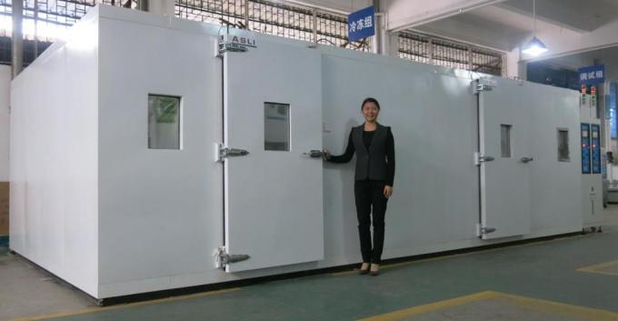Walk-In Temperature Humidity Test Chamber
