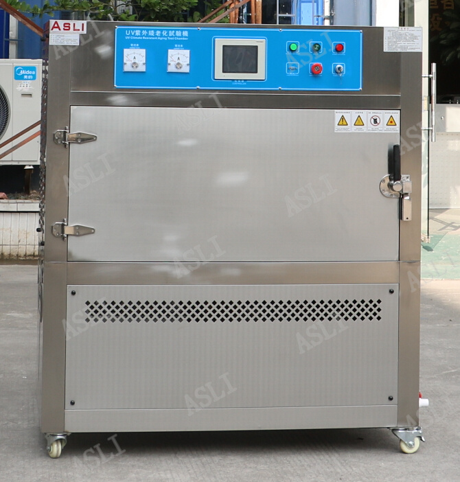 Accelerated Aging Instrument Plastic UV Aging Test Chamber GB/T16422 , GB/T5170.9