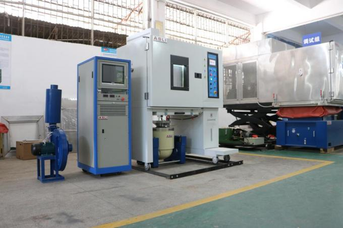 Vertical Type Sine Shock Vibration Temperature Humidity Test Chamber