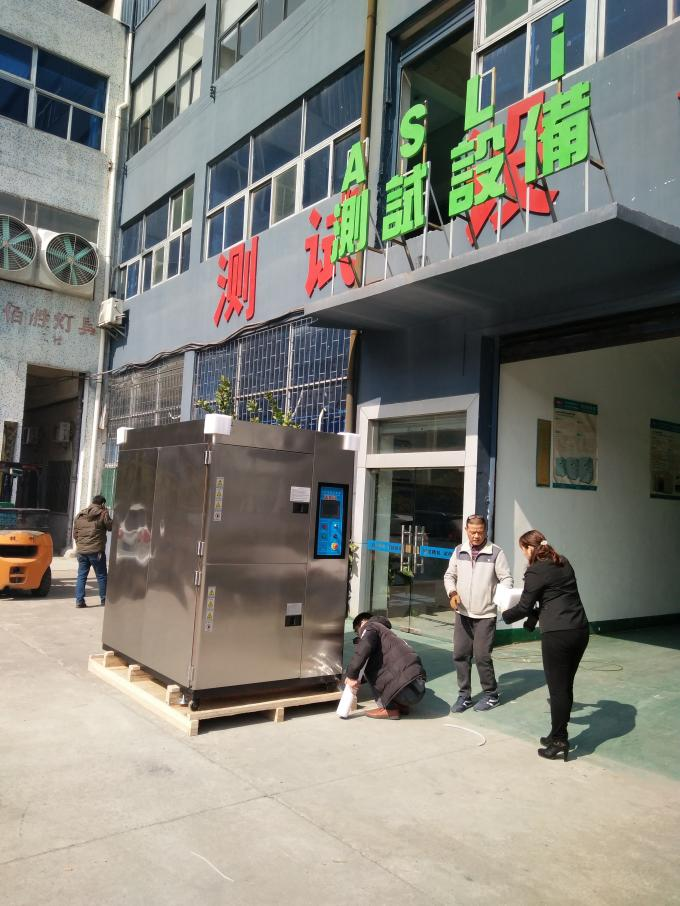 Thermal Shock Test Chamber For Temperature Shock And Fast-Changing Temperature Test