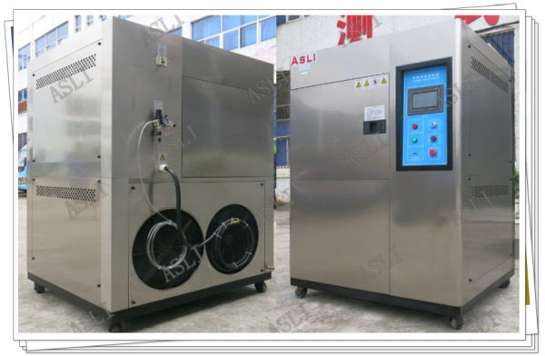 200 degree Thermal Shock Test Chamber For Metals , Plastic , Rubber