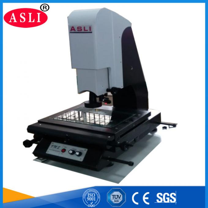 Computer Control Lab Video Measuring Machine , Optical CNC Vision Measuring Machine