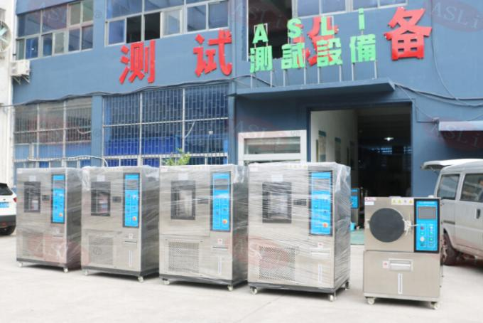 Temperature Humidity Climatic Chamber / Plastics Environmental Test Chamber