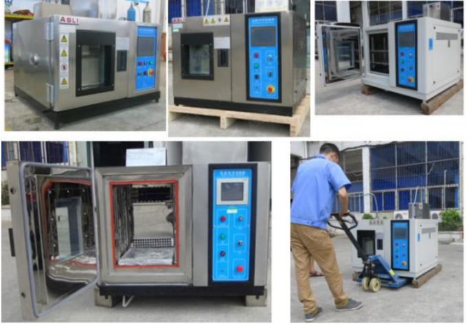 Small Temperature Chamber , Benchtop Temperature Chamber For Cold Hot Test