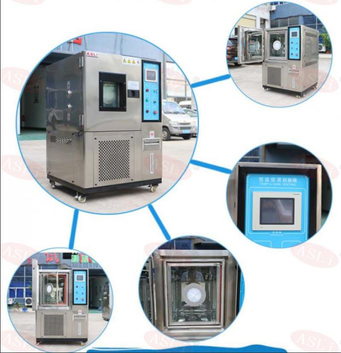 Temperature Humidity Measurement Equipment With ISO TUV CE Certification , Controlled Humidity Chamber