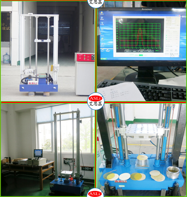 High Acceleration Half Sine Wave Accelerated Mechanical Shock Testing Machine