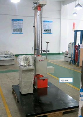 China Packaging Industry Free Falling Drop Testing Lab Test Equipment for Carton Box supplier