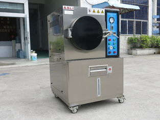 Pressure Aging Test HAST Chamber , Programmable HAST Pressure Cooker test