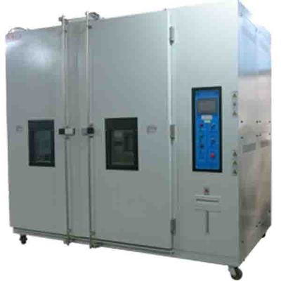 China Environment Walk in Stability Test Chamber Tempearture Humidity Heating and Cooling supplier