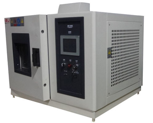 China Desktop Temperature And Humidity Test Chamber With Wind Cooling System supplier