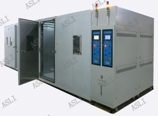 China Climate Stability Test Usage Programmable Large Walk In Temperature And Humidity Chamber supplier