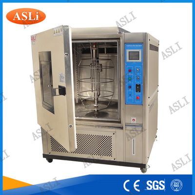 China Solar Radiation UV Accelerated Weathering Tester Xenon Light Aging Test Chamber For Coating Test supplier