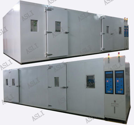 China Customized Walk In Climatic Test Chamber Environmental Test Equipment supplier