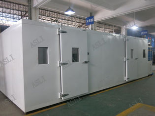China Electronic Walk In Environmental Chamber , High Temperature Stability Test Chamber supplier