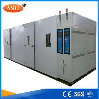 Walk - In  Constant Temperature & Humidity Chamber , Stability Testing Chambers Programmable