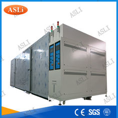 China Walk-in Temperature Humidity Testing Room, Temperature Humidity Environmental Walk-in Chamber supplier