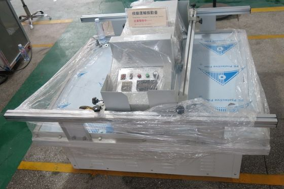 China Digital Transport Simulate Vibration Testing Machine Price / vibration bentch supplier