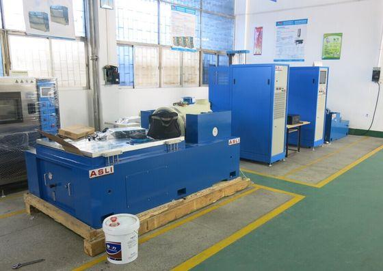 Electrodynamics Vibration Test equipment High Frequency Vertical+ Horizontal Vibration Test Bench