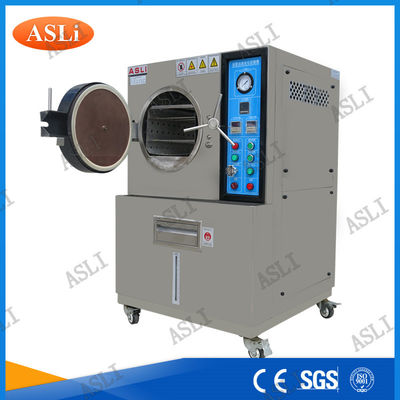 China Pressure Aging Test HAST Chamber , Programmable HAST Pressure Cooker test supplier