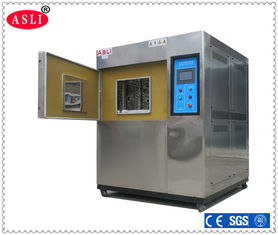 China Thermal Shock Test Chamber Temperature Range -60 to 200 degree supplier