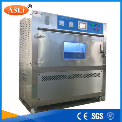 China UV Light Simulation Accelerated Weathering Tester Aging Testing Chamber for Rubber and Plastic supplier