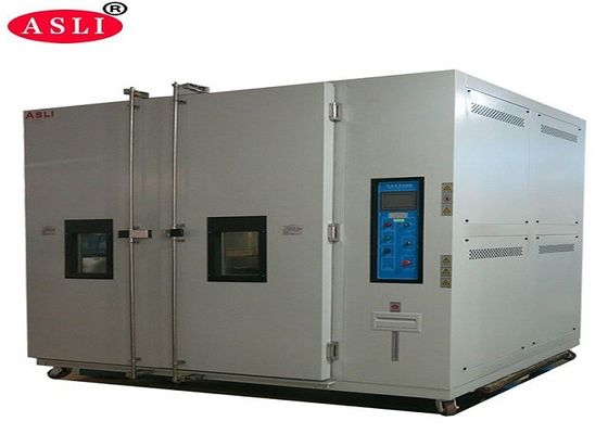 China Programmable Customized Walk In Temperature And Humidity Test Chamber supplier