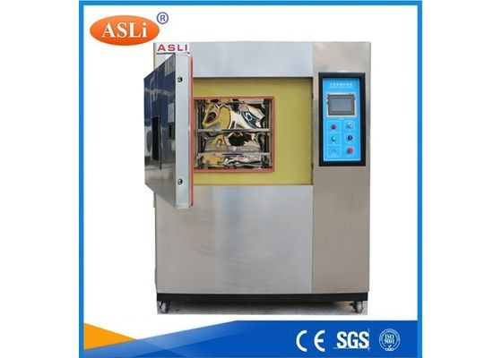 China 200 degree Thermal Shock Test Chamber For Metals , Plastic , Rubber supplier