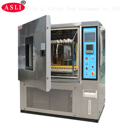 China Touch Programmable High-Low Temperature Humidity Chamber , Heating Aging Oven Test Equipment supplier