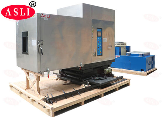 China Stability Environment Vibration Test Chamber for Industrical Temperature humidity supplier