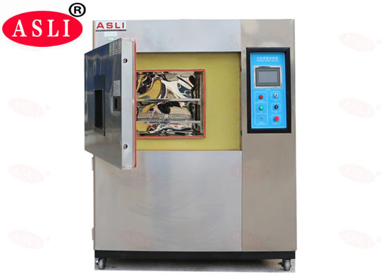 87L Air to Air 3 ozone Thermal Shock Test Chamber for Metal Plastics Rubber