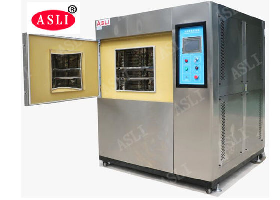 China LCD Touch Control Programmable Electronics Thermal Shock Testing Chamber supplier