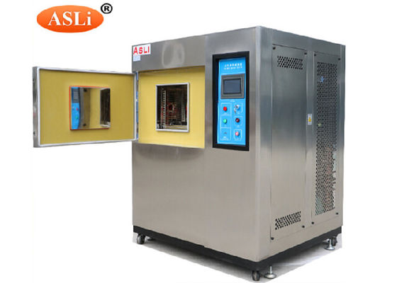 China 49L Closed High Low Temperature Thermal Shock Chamber In Lab Test Equipment supplier