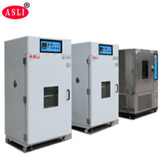China 500 Degrees C High Temperature Nitrogen Test Oven For Fluoropolymers Test With 3 Inlet Port Holes supplier