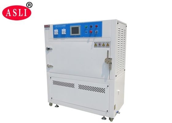 China Accelerated Aging Instrument Plastic UV Aging Test Chamber GB/T16422 , GB/T5170.9 supplier