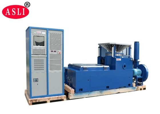 China Electromagnetic High Frequency Vibration Test equipment 1000N~200KN supplier