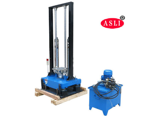China Mechanical / Hydraulic drive Acceleration Shock Testing Machine for impact test supplier