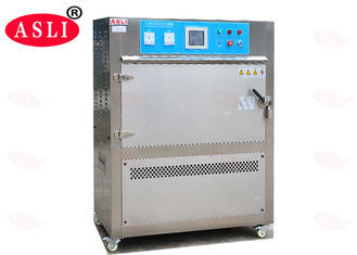 China Ac 220v Uv Aging Test Chamber Uva 340 Fluorescent Lamp Iec60068-2-5 supplier