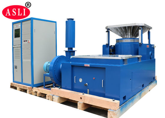 China 5 - 2000hz Vibration Test System 20kn Force With Vertical Horizontal Bench supplier