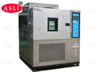 China Programmable Temperature Humidity Test Chamber For Electronic Products Inspection supplier