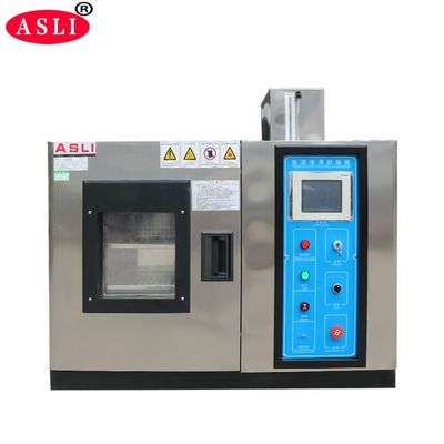 China Programmable Benchtop Temperature Humidity Chamber For Electronics And Auto Parts supplier