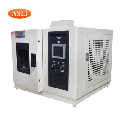 China OEM Service Mini Temperature Chamber Temperature Climate Heating Oven DTH-80-C supplier